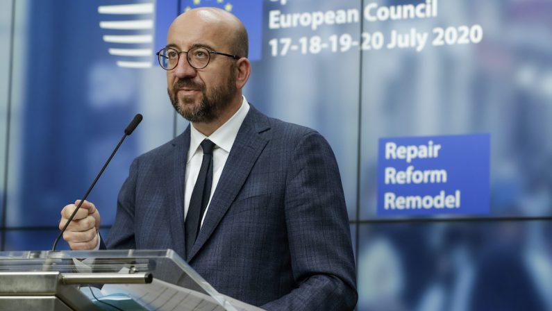 Recovery e bilancio Ue in stallo, via al confronto sui progetti italiani