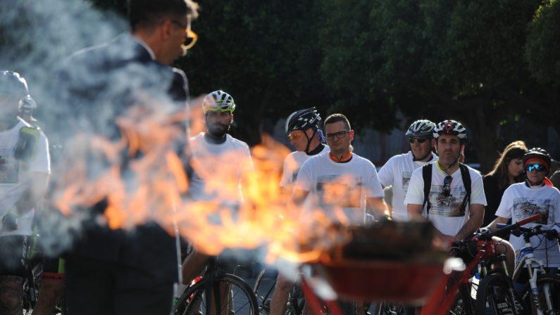 San Luca commemora Falcone e gli agenti della scortaIniziativa della Federazione Sindacale di polizia