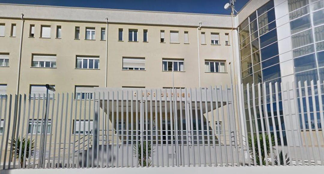 La sede della compagnia dei Carabinieri di Lamezia Terme