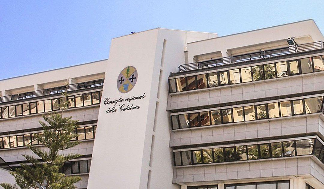 Palazzo Campanella sede del Consiglio Regionale