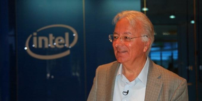 Il creatore del microchip all'Università della CalabriaLectio Magistralis di Federico Faggin su ricerca e sviluppo