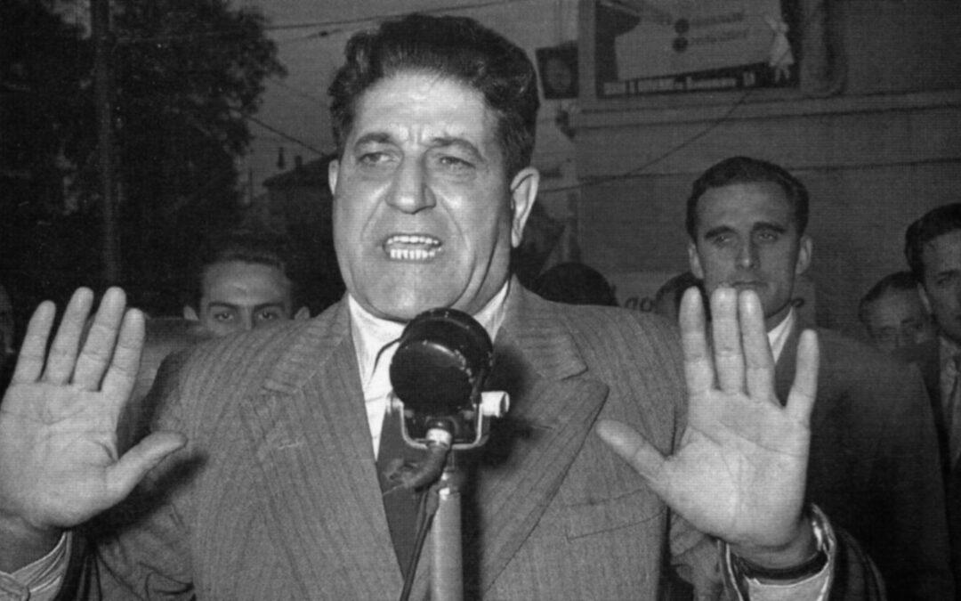 L'editoriale di Roberto Napoletano L'ALTRAVOCE dell'Italia Ri-fate presto/23 I grandi uomini di cui oggi ha bisogno il Paese: Giuseppe Di Vittorio