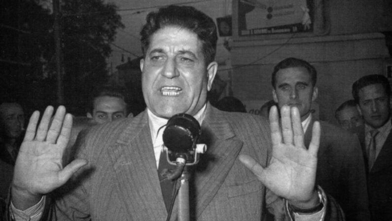 Lezione ai giovani per la ricostruzione dell'Italia I grandi uomini di cui oggi ha bisogno il Paese: Giuseppe Di Vittorio