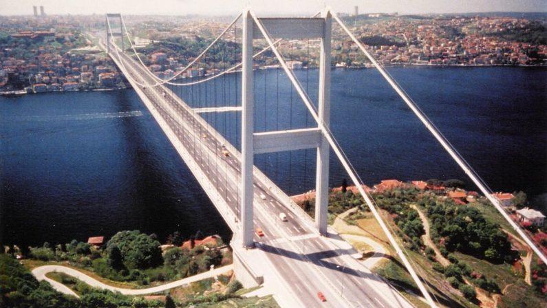 Ponte sullo Stretto tra le opere di Infrastrutturazione, la soddisfazione di Santelli e Musumeci