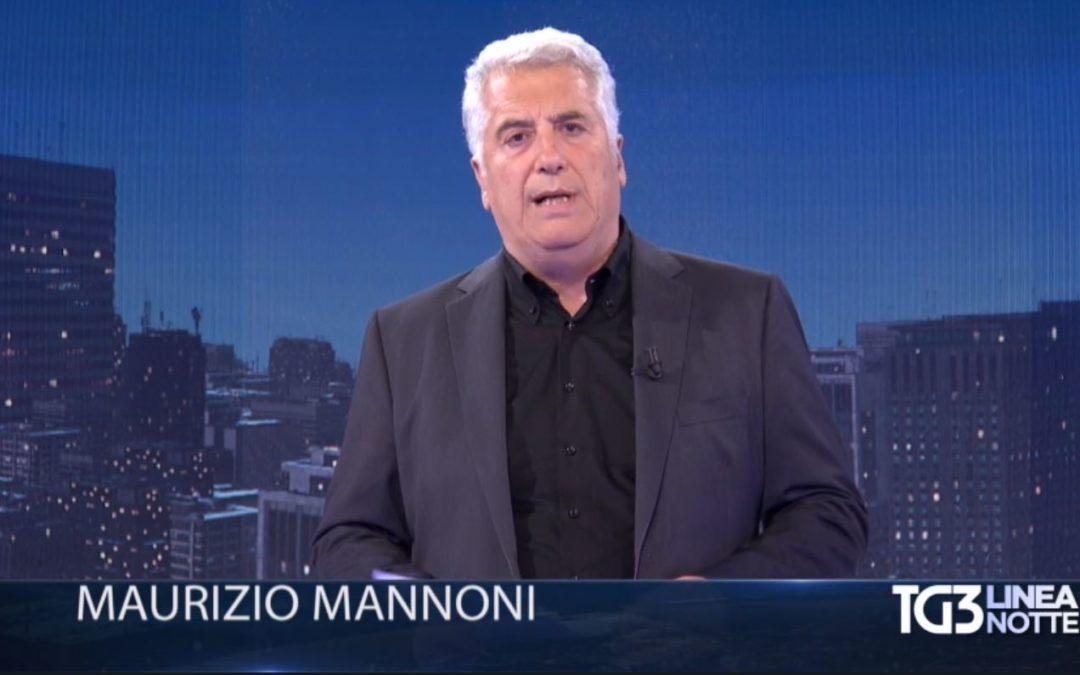 BARBA E CAPELLI – Mannoni è proprio svalvolato   Sembra Amleto in parrocchia