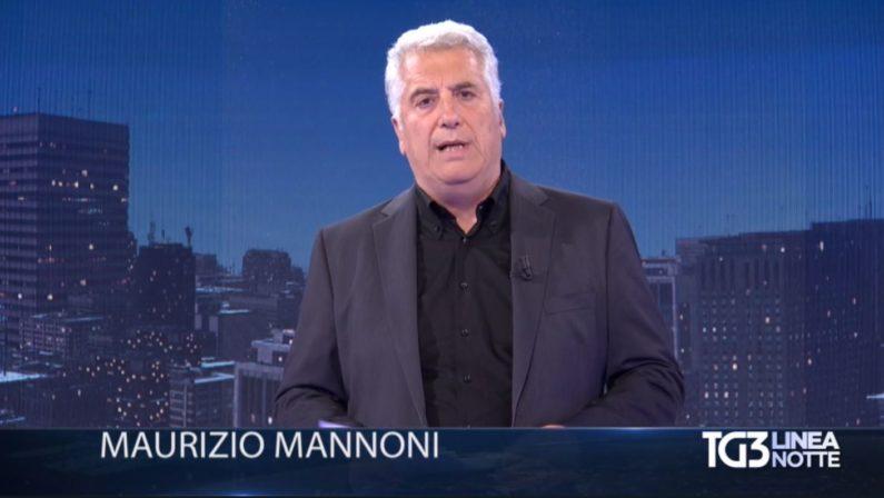 BARBA E CAPELLI - Mannoni è proprio svalvolatoSembra Amleto in parrocchia