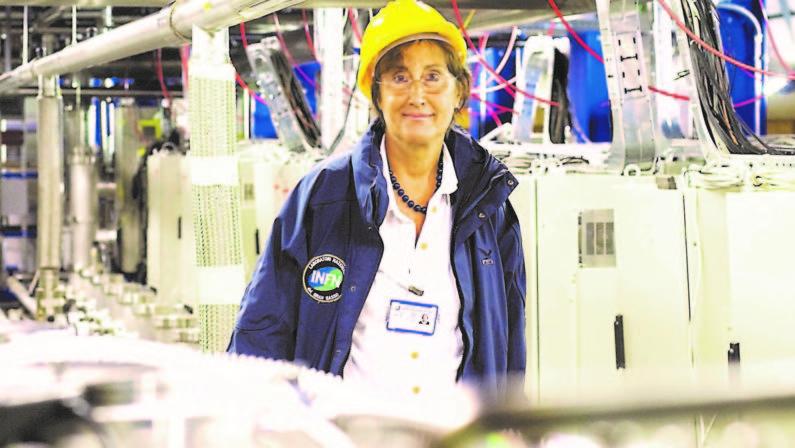 Eccellenze del Sud, Lucia Votano dalla Calabria alla Cina per svelare al mondo tutti i segreti dei neutrini