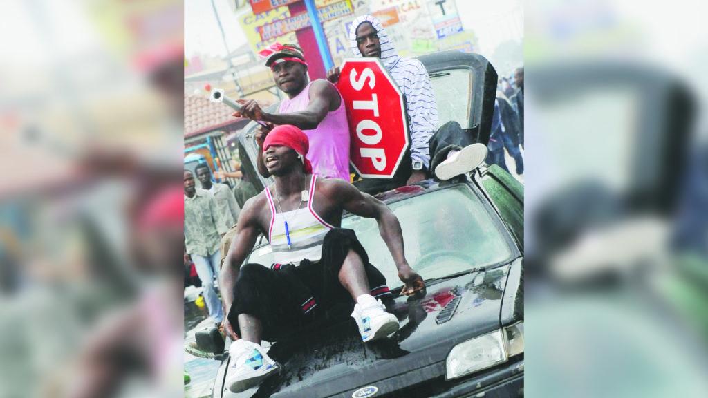 Mafia nigeriana, gli invisibilidel traffico di organie dei mangiatori di droga di Castel Volturno