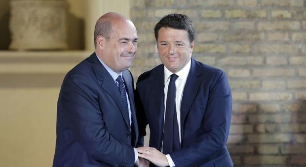 PUNTO E A CAPO – Il Pd fra due fuochi: M5S e Renzi  i primi incapaci, il secondo corsaro