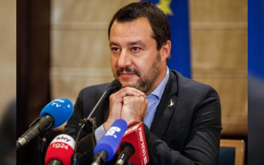 Fase 2: Salvini, De Luca e Conte? Su medici solo chiacchiere