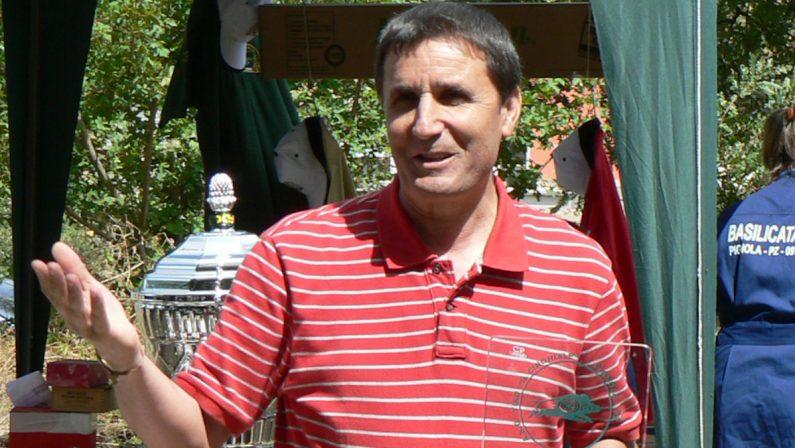 Tragedia a Potenza, morto carbonizzato l'ex assessore Nicola Lovallo