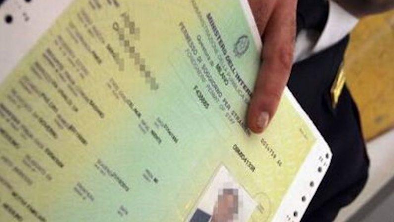 Migranti, Cosenza sul podio nazionale per numero di richieste di permessi di soggiorno temporaneo