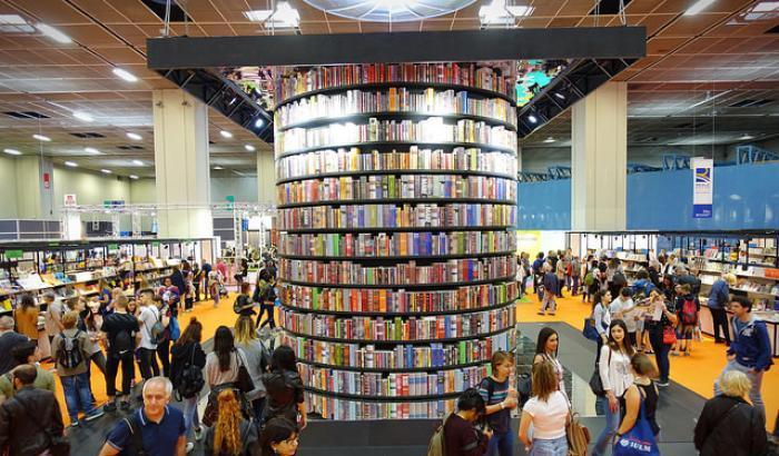 Salone del libro di Torino 2019Tante voci, pochissime parole