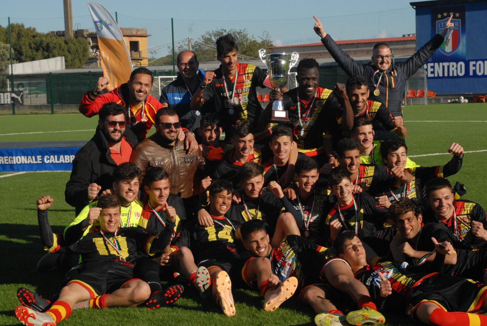 Il Sambiase vince il titolo regionale Under 19Nella finale di Catanzaro battuto il Bocale