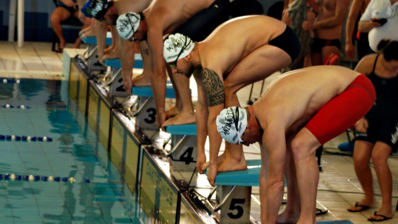 Nuoto, ancora successi per l'Asd AnzianottiA Reggio Calabria conquistate ben 54 medaglie