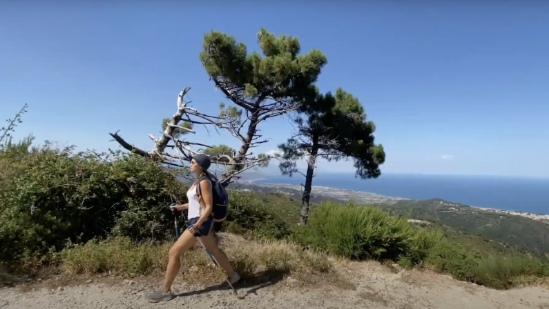 Cammino Basiliano: da Rocca Imperiale a Reggio, 72 tappe alla scoperta della Calabria - VIDEO
