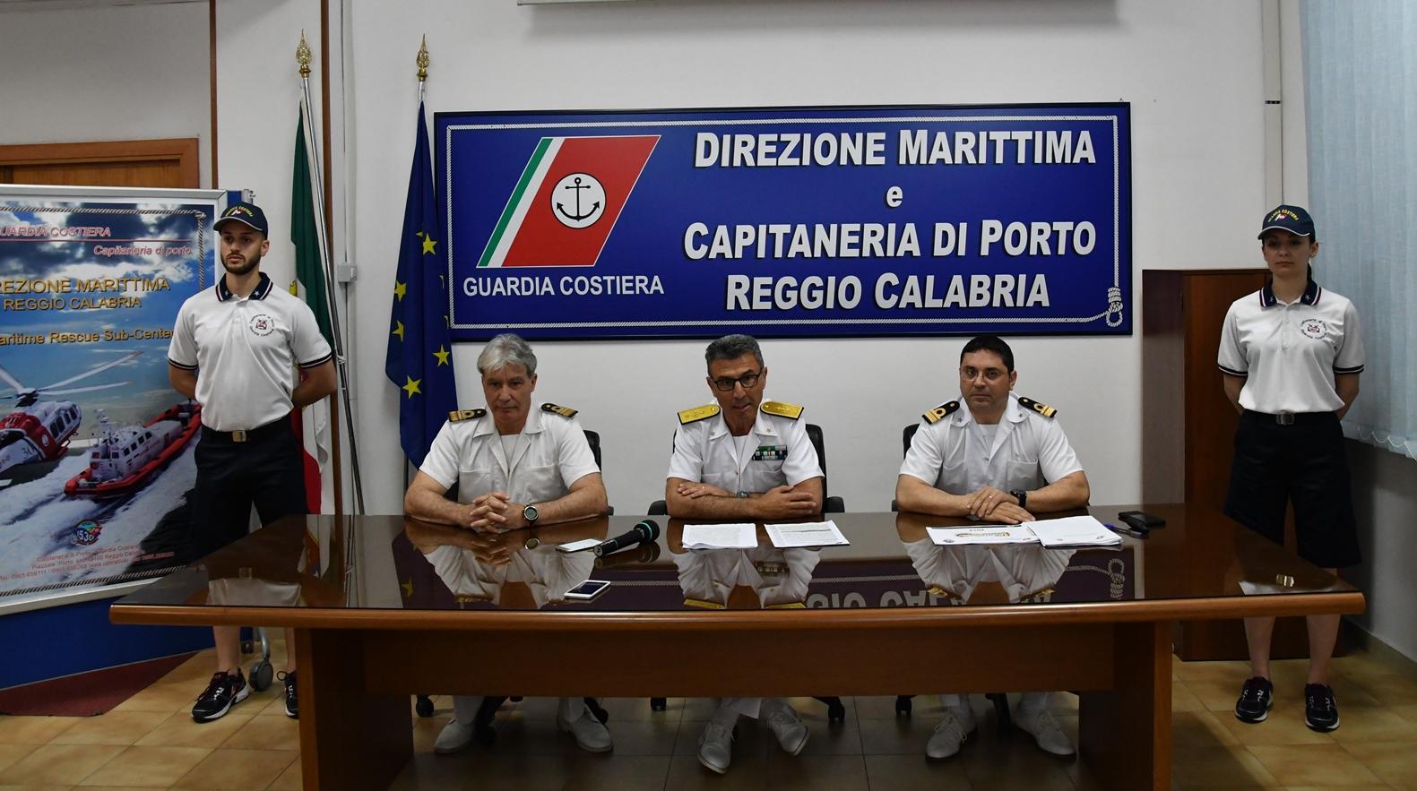 Mare sicuro 2019, operazione al via l'1 giugnoSicurezza e tutela ambiente da garantire in Calabria