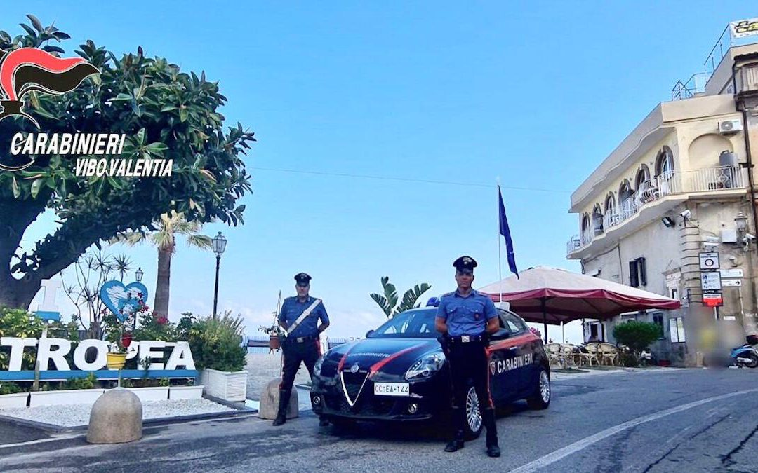 I carabinieri di Tropea