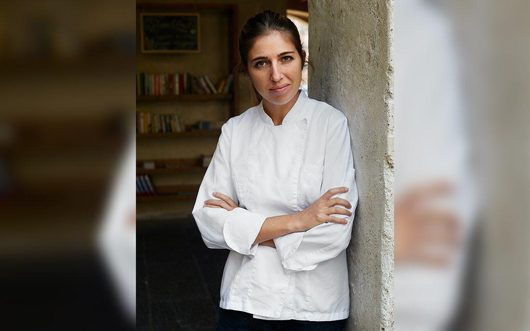 Mimosa Misasi è una giovane chef ed imprenditrice