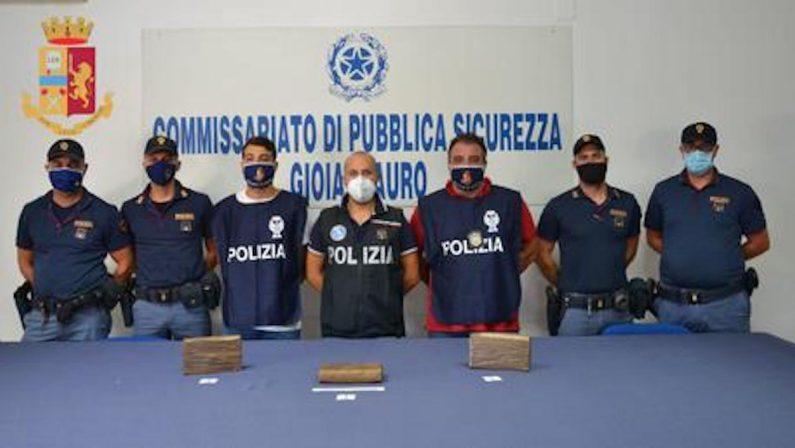 Gioia Tauro: nascondeva tre chili di cocaina nell'auto, arrestato un 39enne