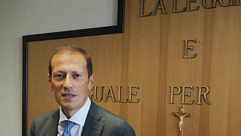 Magistratura, rinviato a giudizio l'ex procuratore Facciolla