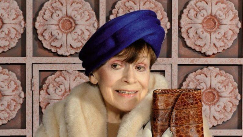 Giancarlo Cauteruccio ricorda Franca Valeri: «Aveva l'entusiasmo di una giovane attrice»