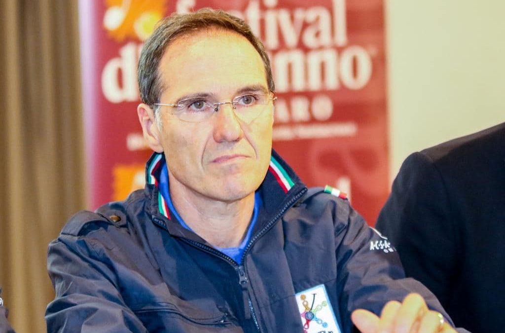 Il direttore della Soc, Giuseppe Raiola