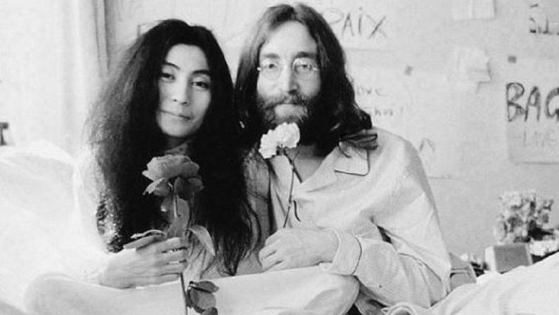Inedito di John Lennon all'asta in Danimarca