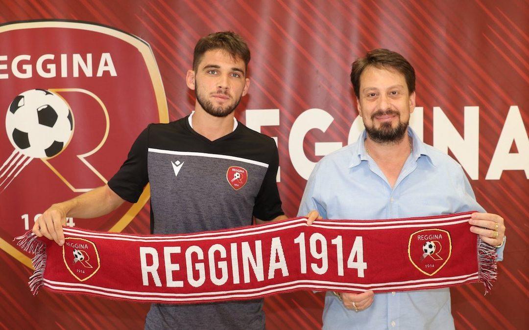 Lorenzo Peli con il presidente Luca Gallo