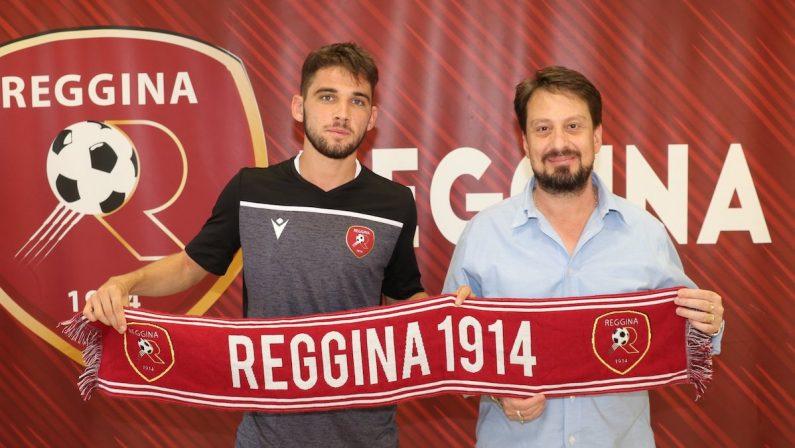 Reggina, arriva Lorenzo Peli in prestito dall'Atalanta