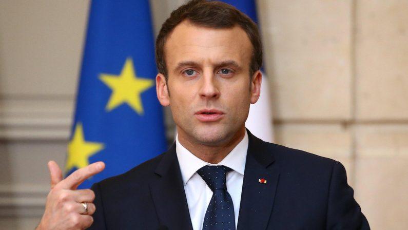 Tre assi strategici e 100 miliardi: Macron vara il piano di rinascita
