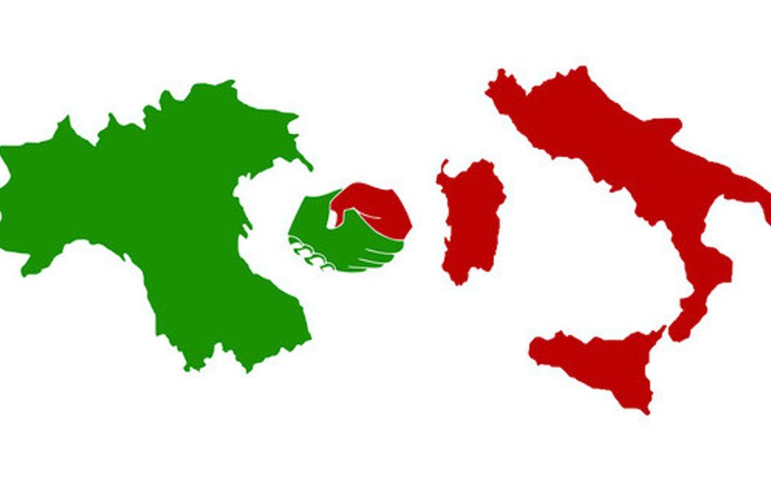 L'editoriale di Roberto Napoletano l'ALTRAVOCE dell'ITALIA NORD E SUD UNITI PER VINCERE