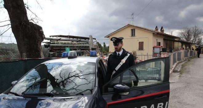 Pensionato ucciso in casa in provincia di PesaroArrestati quattro calabresi accusati di rapina