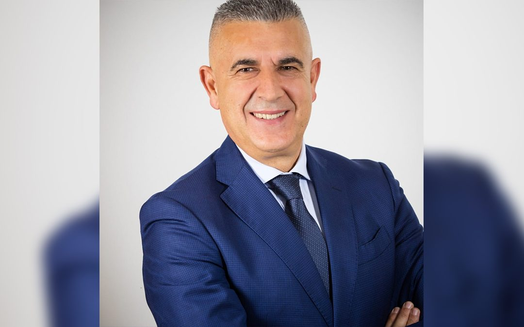 Il sindaco di Varapodio, Orlando Fazzolari