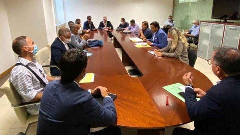 Lavoro, incontro tra l'assessore Orsomarso e i sindacati. Cisal: «Direzione giusta»