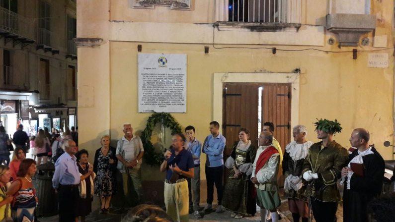 Il Covid ferma l'anniversario della liberazione di Tropea: un convegno al posto della parata storica