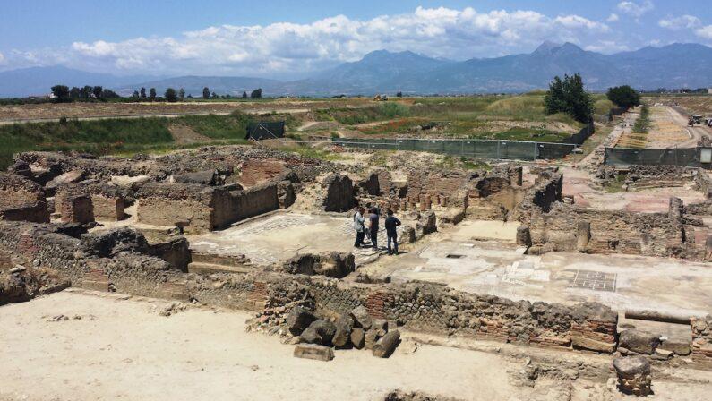 Sgarbi: «Sibari deve essere tra i siti dell'Unesco patrimonio dell'Umanità»