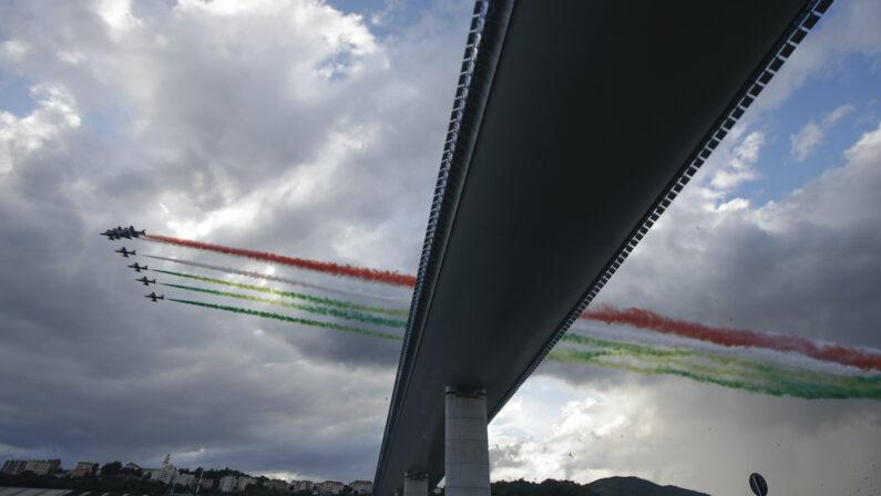L'esperienza del nuovo ponte di Genova: uno strano boomerang per il governo