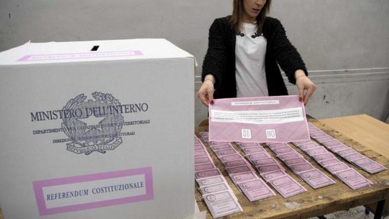 Referendum, in assenza di quorum si corre il rischio dell'astensionismo