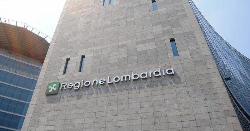 La sede della Regione Lombardia
