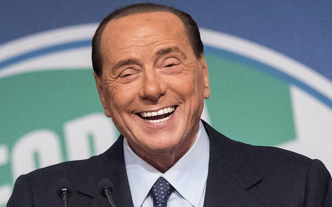 Il presidente di Forza Italia Silvio Berlusconi