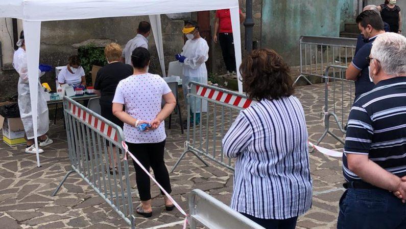 Coronavirus in Calabria, altri tre contagi nella zona rossa di Oppido Mamertina