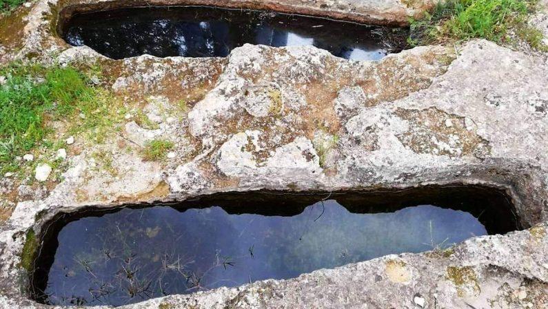 """Castrovillari: tombe longobarde abbandonate, la denuncia dell'associazione """"Mistery hunters"""""""