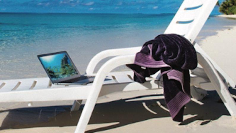Workation, la rivoluzione del lavoro in vacanza
