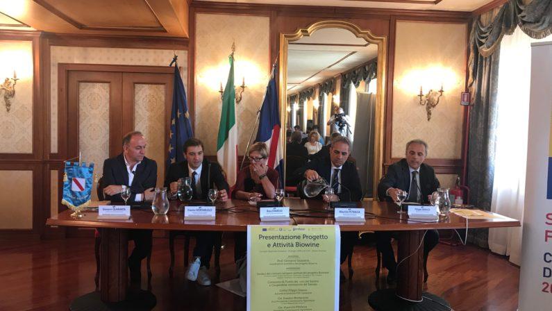 Campania: presentato il progetto BioWine
