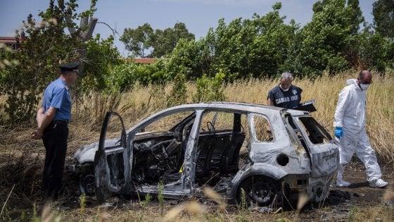 Corpi carbonizzati vicino Roma, uno è di un calabreseLa vittima trovata con una donna: erano irriconoscibili