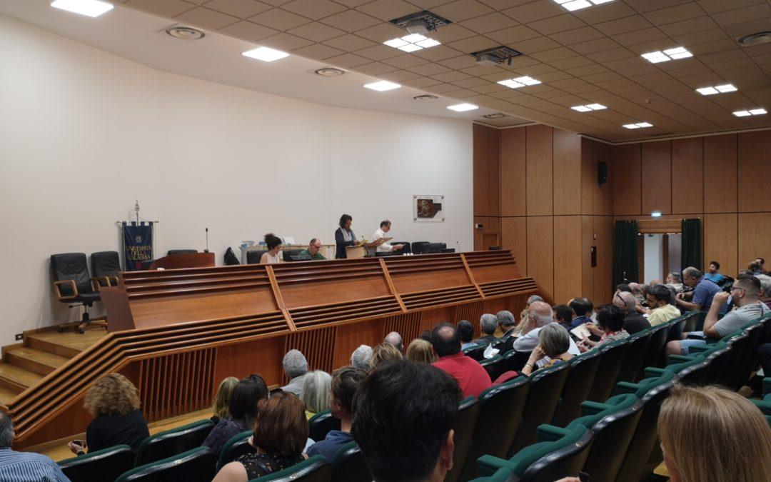 Elezioni rettore Unical, fumata nera al primo turno  Testa a testa tra Leone e Perrelli. Alta l'affluenza