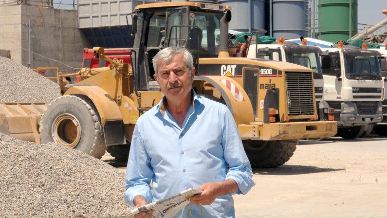 Travolto da un rullo compressore, muore imprenditore edileL'uomo, 66enne di Crotone, era in rianimazione da 23 giorni