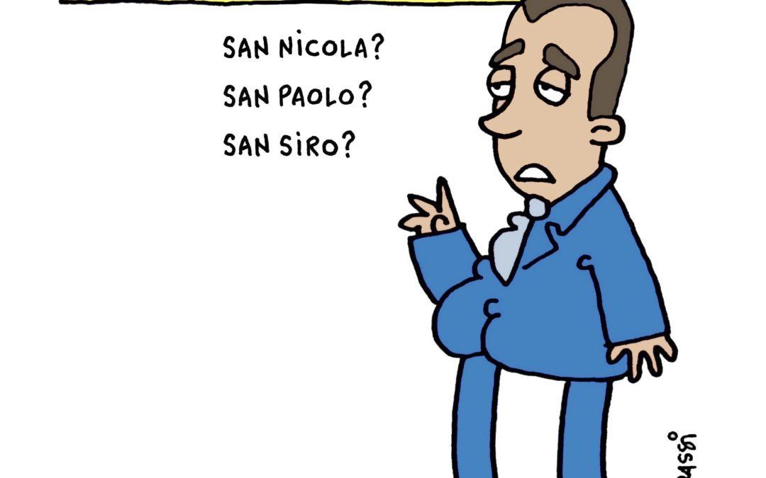 LE SFOGLIATELLE – Il mese di giugno visto da Riccardo Marassi