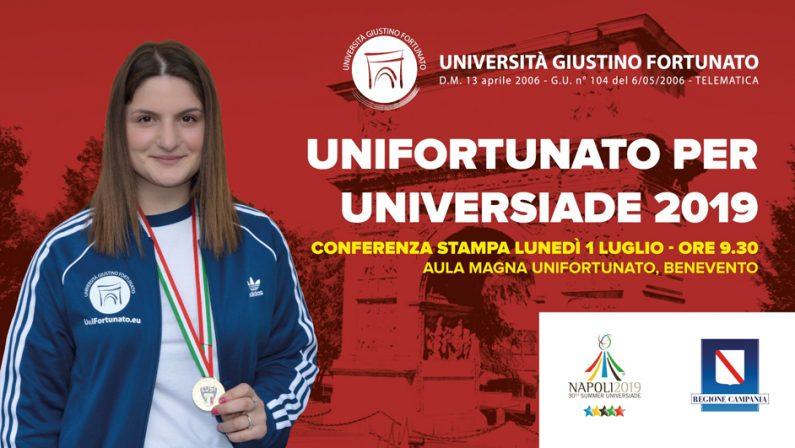 Benevento, la studentessa Maria Varricchio gareggera' alle Universiadi 2019